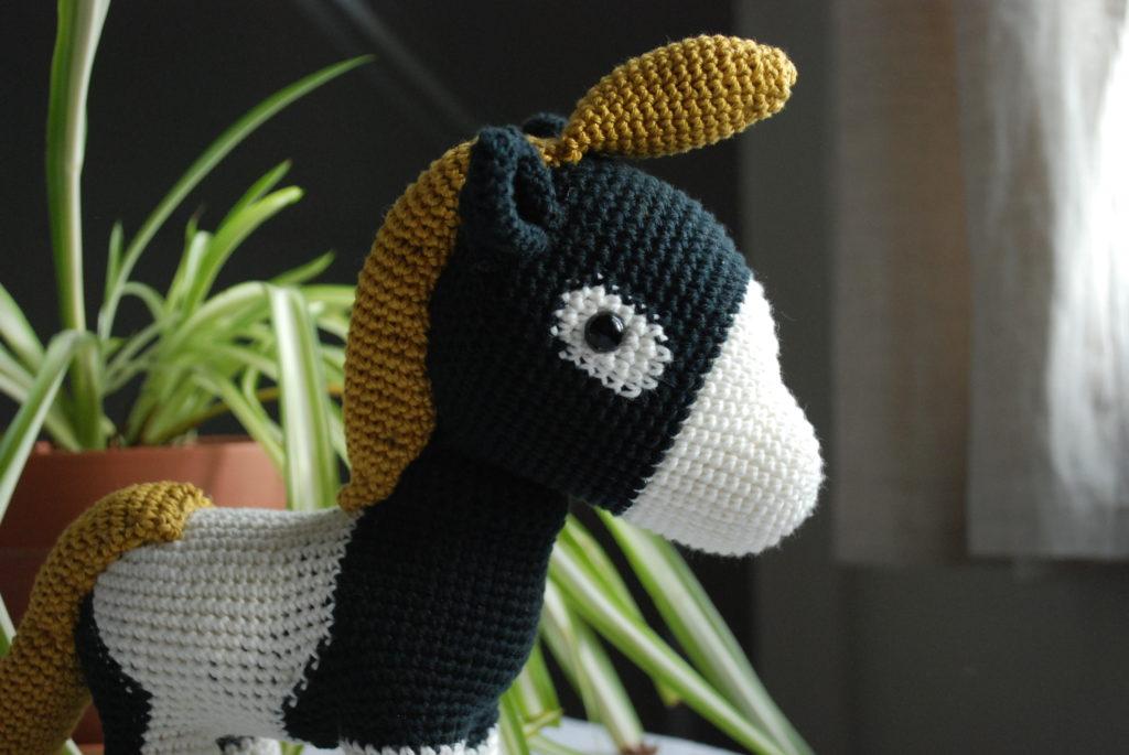 Yakari S Horse Crochet Tutorial La Fabrique Des Songes